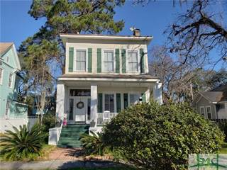 Single Family for sale in 1212 E Duffy Street, Savannah, GA, 31404