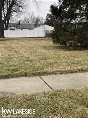 Land for sale in 22319 Ridgeway, St. Clair Shores, MI, 48080