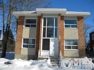 Multi-family Home for sale in 17 2e Avenue N., Montreal, Quebec