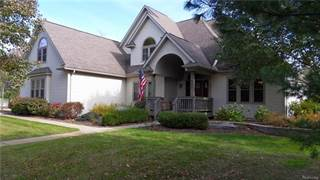 Single Family for sale in 327 SLEEPY Hollow, Brandon Township, MI, 48462