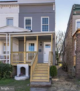 Residential for sale in 2513 RIDGELY STREET, Baltimore City, MD, 21230