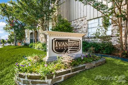 Apartment for rent in Ivanhoe, Dallas, TX, 75231
