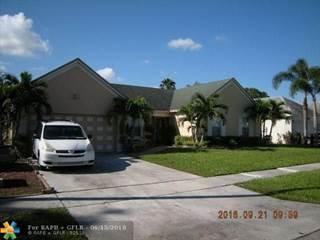 Single Family for sale in 9520 Chelsea Dr, Miramar, FL, 33025