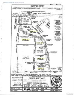 Lots And Land for sale in Parcel G Trade Center Way Road, Lapeer, MI, 48446