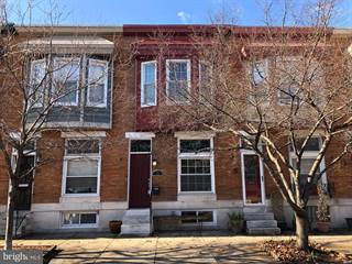Townhouse for sale in 16 S POTOMAC STREET, Baltimore City, MD, 21224