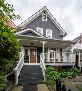 Single Family for sale in 628 UNION STREET, Vancouver, British Columbia, V6A2B9