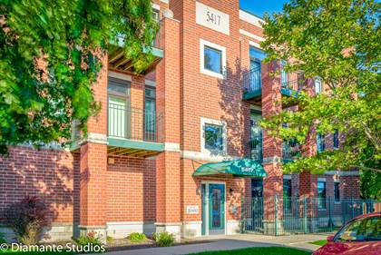 Residential Property for sale in 5417 South Melvina Avenue 301, Chicago, IL, 60638