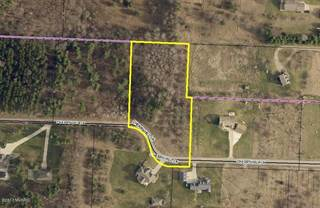 Land for sale in 25392 Cherry Hill Lane, Pine Grove, MI, 49055