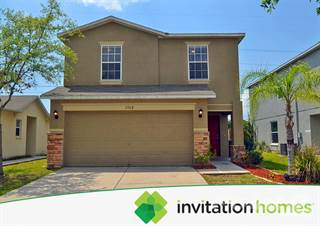 House for rent in 7968 Carriage Pointe Dr - 4/2.5 2098 sqft, Gibsonton, FL, 33534