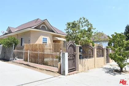 Multifamily for sale in 1387 W 30Th St, Los Angeles, CA, 90007