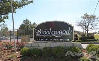 Apartment for rent in Brookwood - Pine, Wichita, KS, 67207