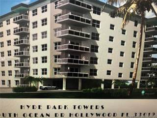 Condo for sale in 1801 S Ocean Dr 401, Fort Lauderdale, FL, 33316