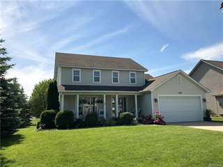 Single Family for sale in 1227 MAPLE LEAF Lane, Oceola, MI, 48843