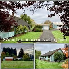 Residential for sale in 37 ONeill Rd, Elma, WA, 98541