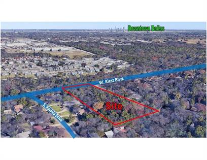 Lots And Land for sale in 2920 W Kiest Boulevard, Dallas, TX, 75233