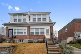 Single Family for sale in 1223 FAUNCE STREET, Philadelphia, PA, 19111