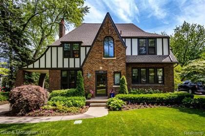 Residential Property for sale in 1378 BUCKINGHAM Road, Grosse Pointe Park, MI, 48230