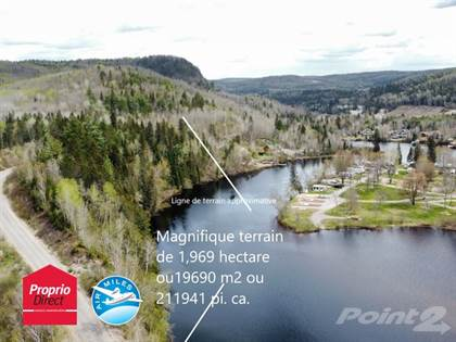 Lots And Land for sale in 1 Rue du Domaine-Morency, La Tuque, Quebec, G9X3N7