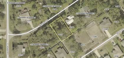 Lots And Land for sale in 762 Newhall Terrace, Sebastian, FL, 32958