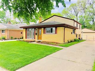 Single Family for sale in 24376 HANOVER ST, Dearborn Heights, MI, 48125