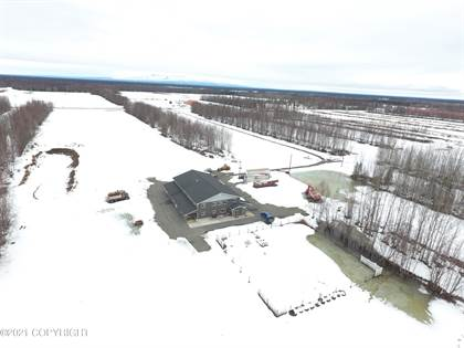 Residential Property for sale in 17275 S Moose Haven Circle, Wasilla, AK, 99654