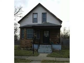 Single Family for sale in 6427 CRANE, Detroit, MI, 48213