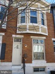 Townhouse for rent in 122 S POTOMAC STREET, Baltimore City, MD, 21224
