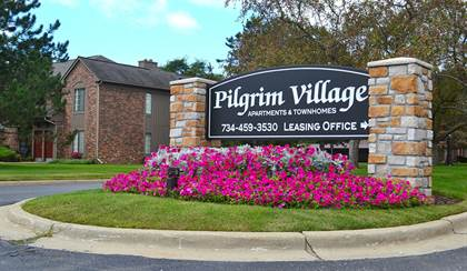 Apartment for rent in 7655 Balmoral Drive, Canton, MI, 48187