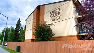 Apartment for rent in Quiet Creek Apartment Homes - One bedroom, Anchorage, AK, 99507