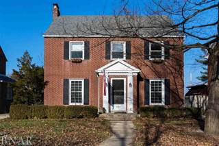 Single Family for sale in 1104 Elmwood, Bloomington, IL, 61701