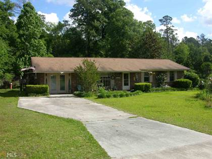 Residential Property for sale in 295 Franklin Dr, Metter, GA, 30439