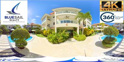 Residential Property for sale in 4K VIDEO! MODERN 1 BEDROOM CONDO WALKING DISTANCE TO BEACH AND TOWN, CABARETE, Cabarete, Puerto Plata