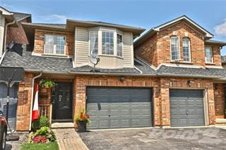 Townhouse for sale in 105 TOMAHAWK Drive, Grimsby, Ontario