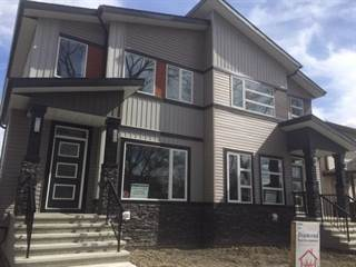 Single Family for sale in 12139 122 ST NW NW, Edmonton, Alberta, T5L0C9