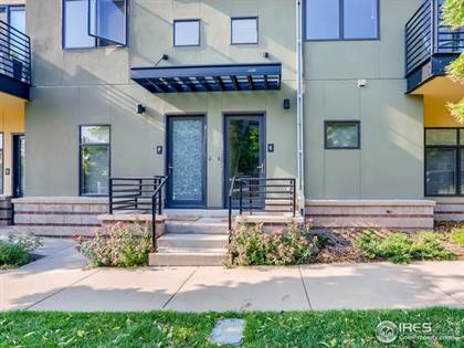 Residential Property for sale in 1380 Rosewood Ave Building: 9, Unit: E, Boulder, CO, 80304