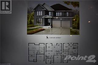 Residential Property for sale in Lot 18, Bakervilla Street, London, Ontario