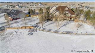 Single Family for sale in 2541 FALLING STAR LOOP, Cheyenne, WY, 82009