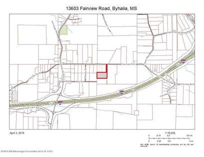 Lots And Land for sale in 13603 Fairview Road, Lewisburg, MS, 38611