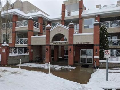 Single Family for sale in 7510 89 ST NW 109, Edmonton, Alberta, T6C0X5