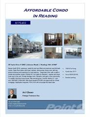 Condo for sale in 30 Taylor Drive # 2002, Reading, MA, 01867