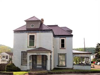 Single Family for sale in 400 North Wells Street, Sistersville, WV, 26175