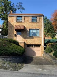 Residential Property for sale in 1610 Kiralfy, Beechview, PA, 15216