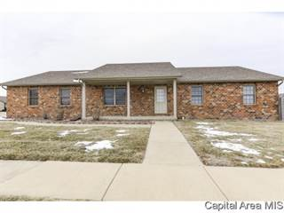 Single Family for sale in 1909 MAGNOLIA DR, Chatham, IL, 62629