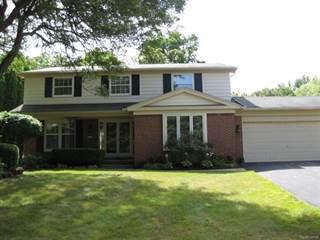 Single Family for rent in 32362 OLDE FRANKLIN Drive, Farmington Hills, MI, 48334