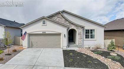 Residential Property for sale in 8104 De Anza Peak Trail, Colorado Springs, CO, 80924