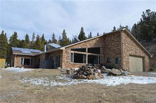 Single Family for sale in 121 Consolidated Ditch Road, Idaho Springs, CO, 80452