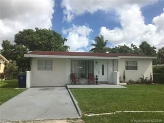 Single Family en venta en 6125 SW 19th St, Miramar, FL, 33023