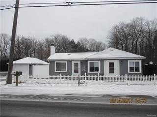 Single Family for sale in 5111 LAKESHORE Road, Lexington, MI, 48450