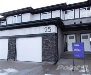 Condo for sale in 5301 Beacon DRIVE 25, Regina, Saskatchewan