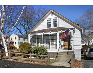 Single Family for sale in 15 Riverview St, Dedham, MA, 02026